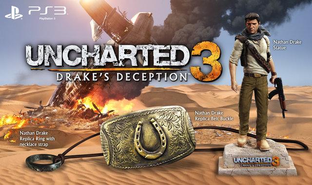Uncharted 3 se speciální edicí 42960