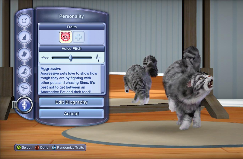 The Sims 3: Pets představeny 42978