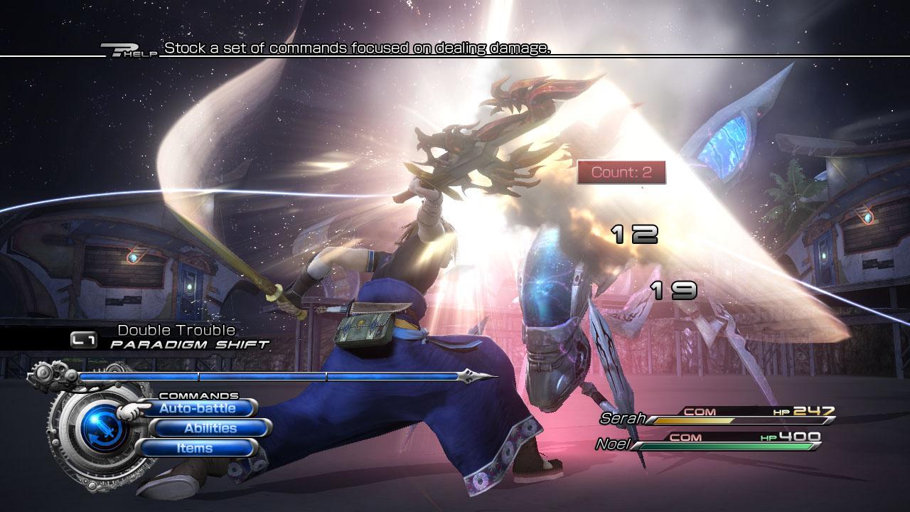 Teaser trailer na Final Fantasy XIII-2 42992