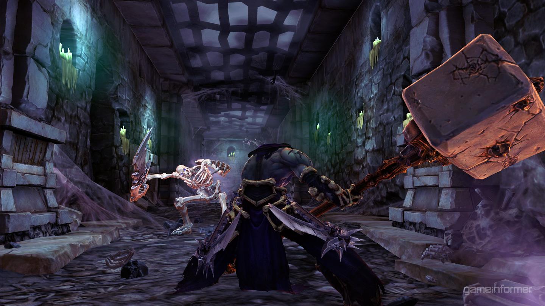 Proč je Darksiders II bez multiplayeru 43049