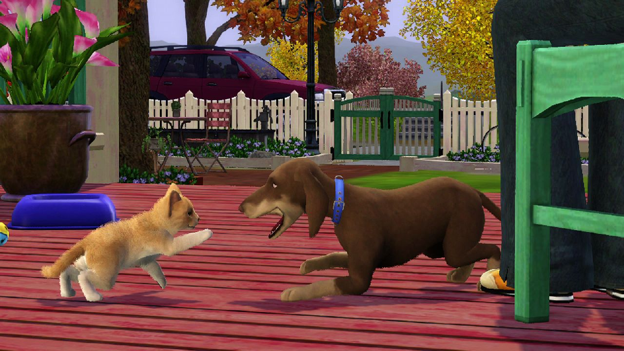 The Sims 3: Pets – Trailer a obrázky 43061