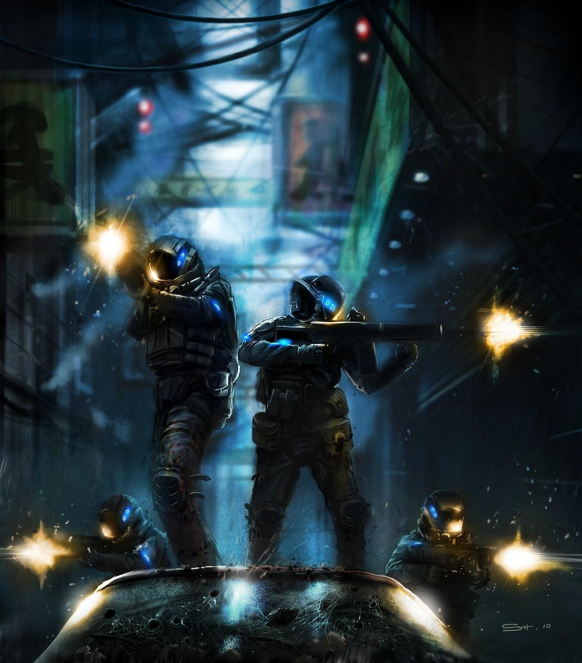 Představena akce Blacklight: Retribution 43299