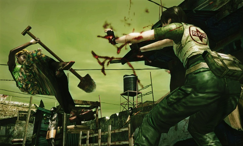 Resident Evil: Mercenaries 3D – kooperativní průšvih 43302