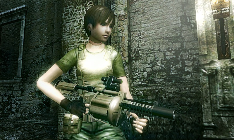 Resident Evil: Mercenaries 3D – kooperativní průšvih 43303