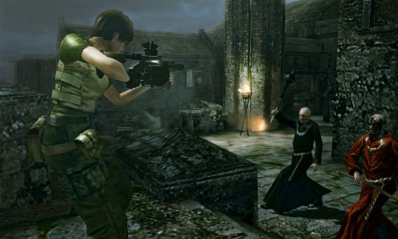 Galerie: Resident Evil: The Mercenaries 3D 43305