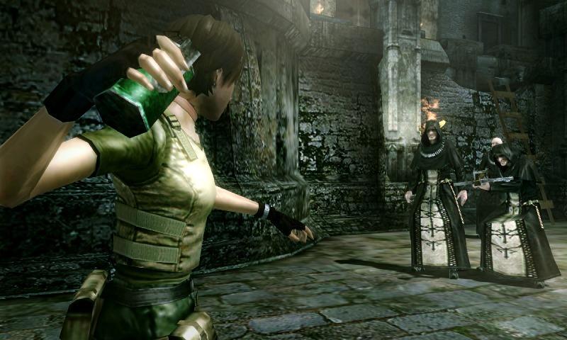 Resident Evil: Mercenaries 3D – kooperativní průšvih 43307