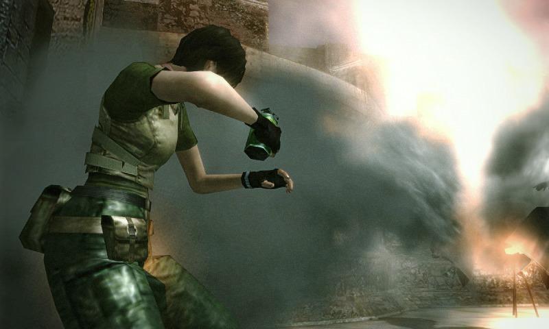 Resident Evil: Mercenaries 3D – kooperativní průšvih 43308