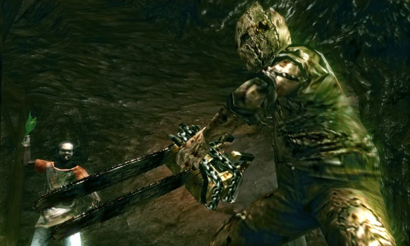Resident Evil: Mercenaries 3D – kooperativní průšvih 43309