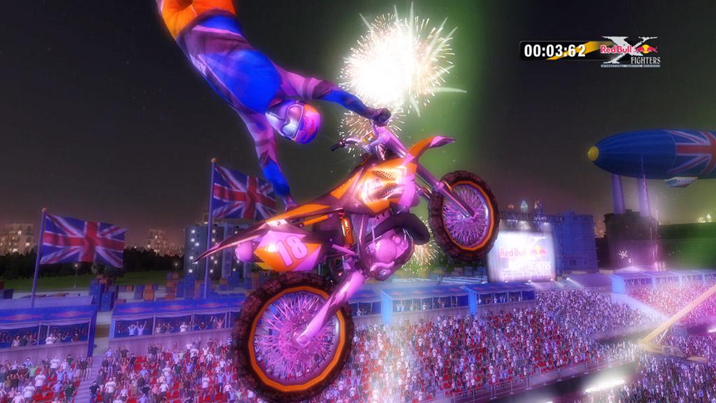 Konami kutí motokrosové závody 43321