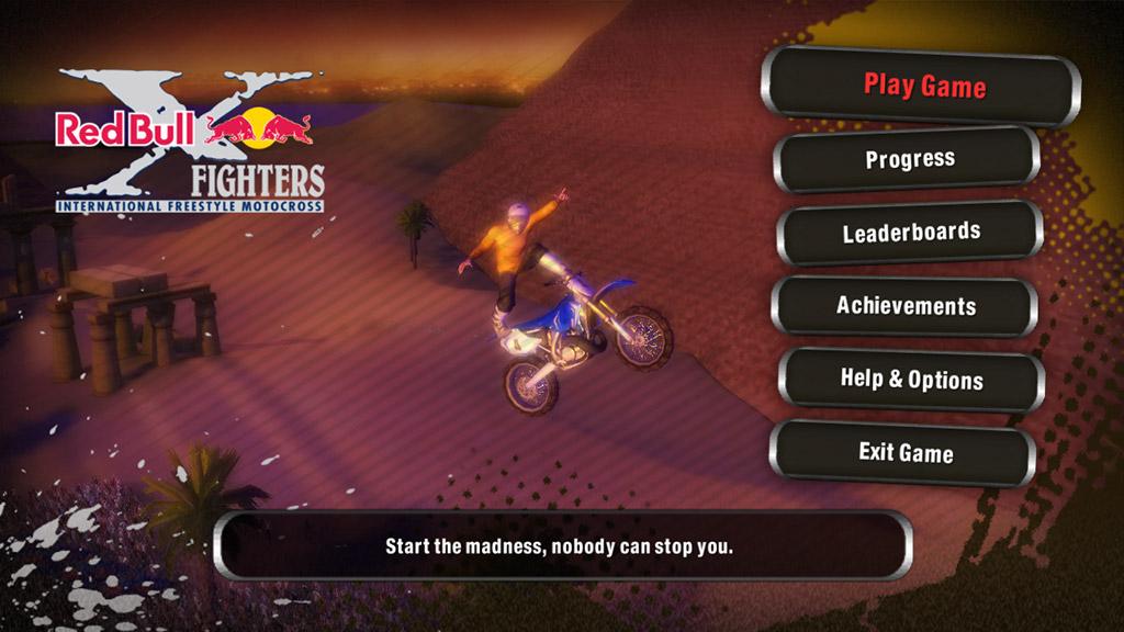 Konami kutí motokrosové závody 43323