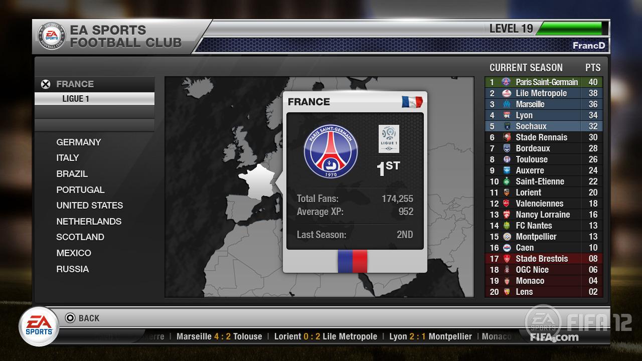 E3 2011: Fotbalový klub pro FIFU 12 43480