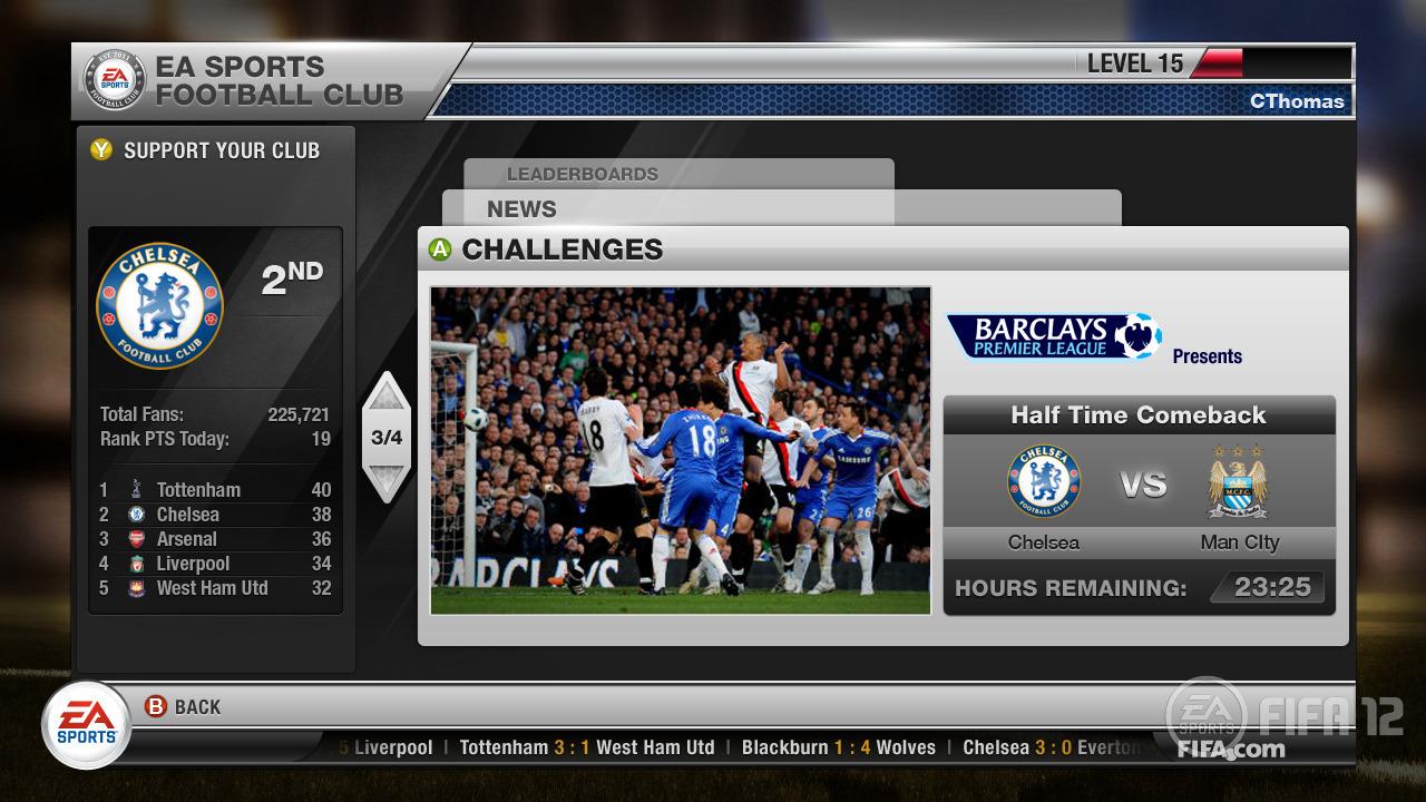 E3 2011: Fotbalový klub pro FIFU 12 43481