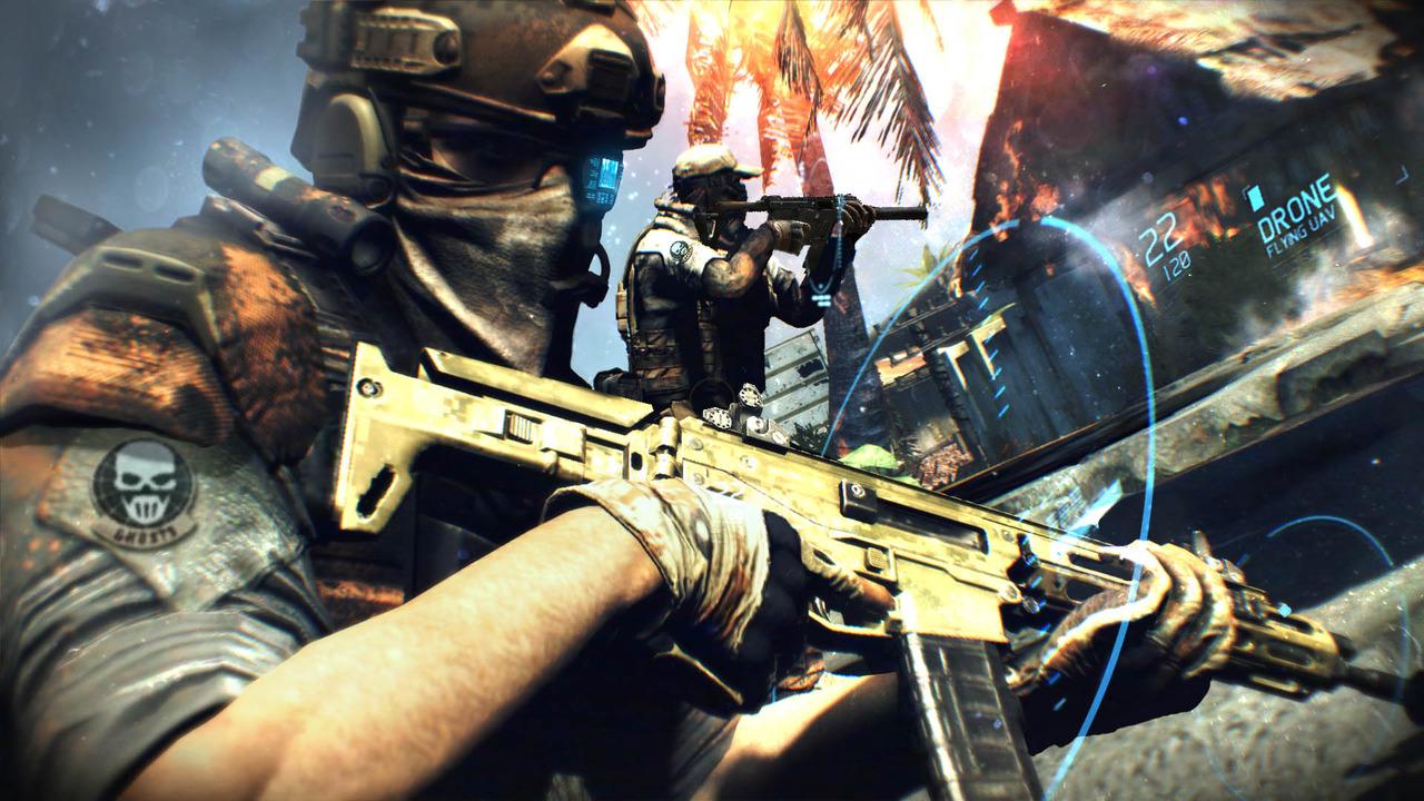 Ghost Recon: Future Soldier – do mrtě vyšperkovaná akce 43509