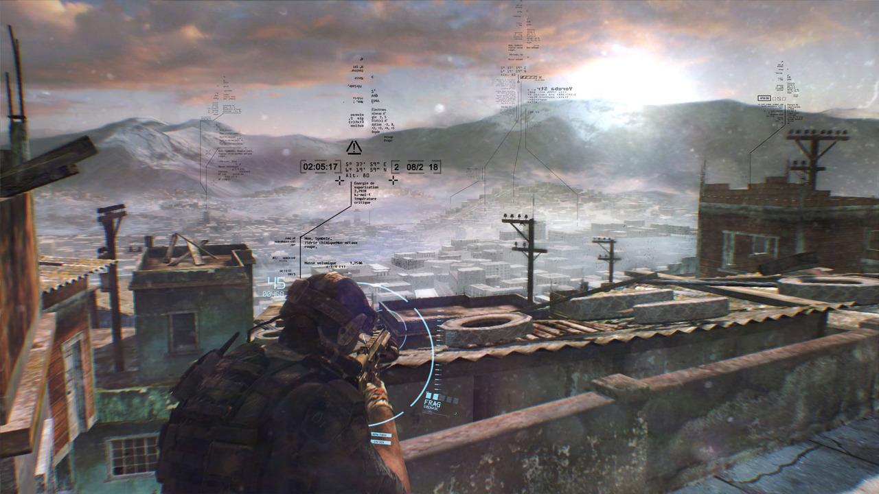 Ghost Recon: Future Soldier – do mrtě vyšperkovaná akce 43512