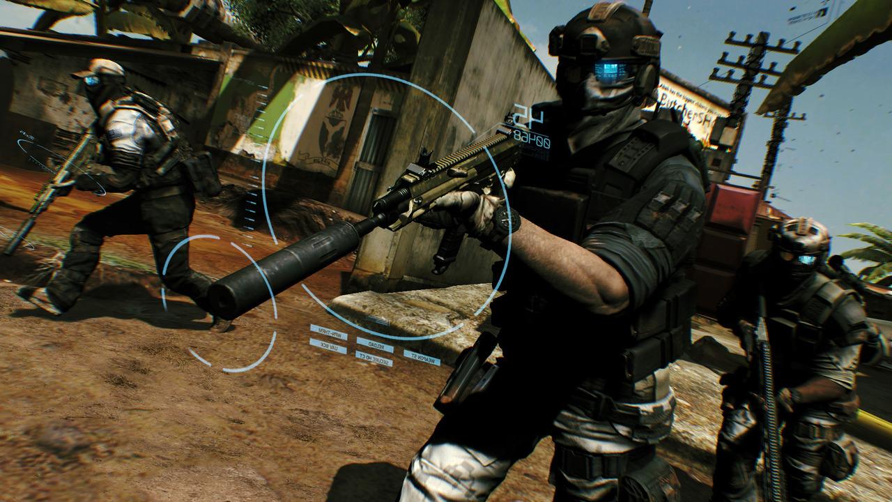 Ghost Recon: Future Soldier – do mrtě vyšperkovaná akce 43514