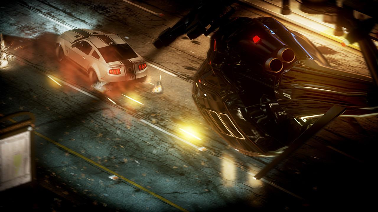 E3 2011: NFS: The Run bez volného pohybu 43518