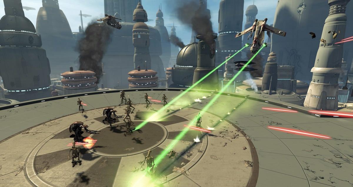 Kinect Star Wars – pociťte Sílu 43598