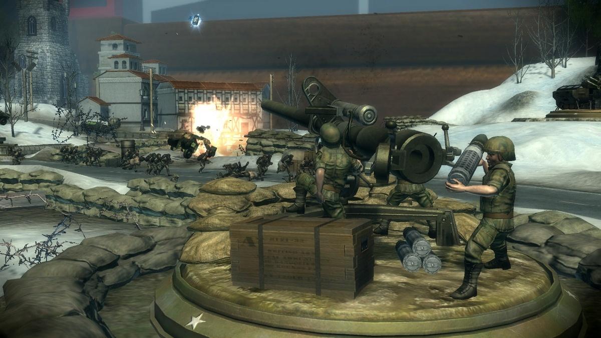 Toy Soldiers: Cold War – plastový masakr 43608