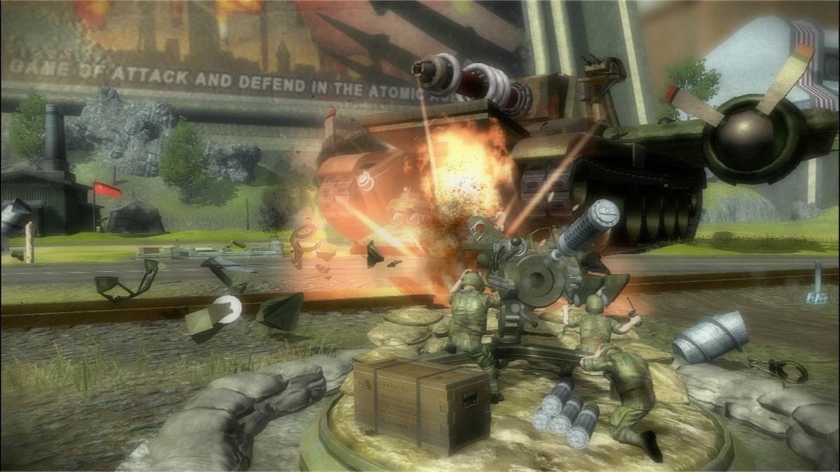 Toy Soldiers: Cold War – plastový masakr 43614