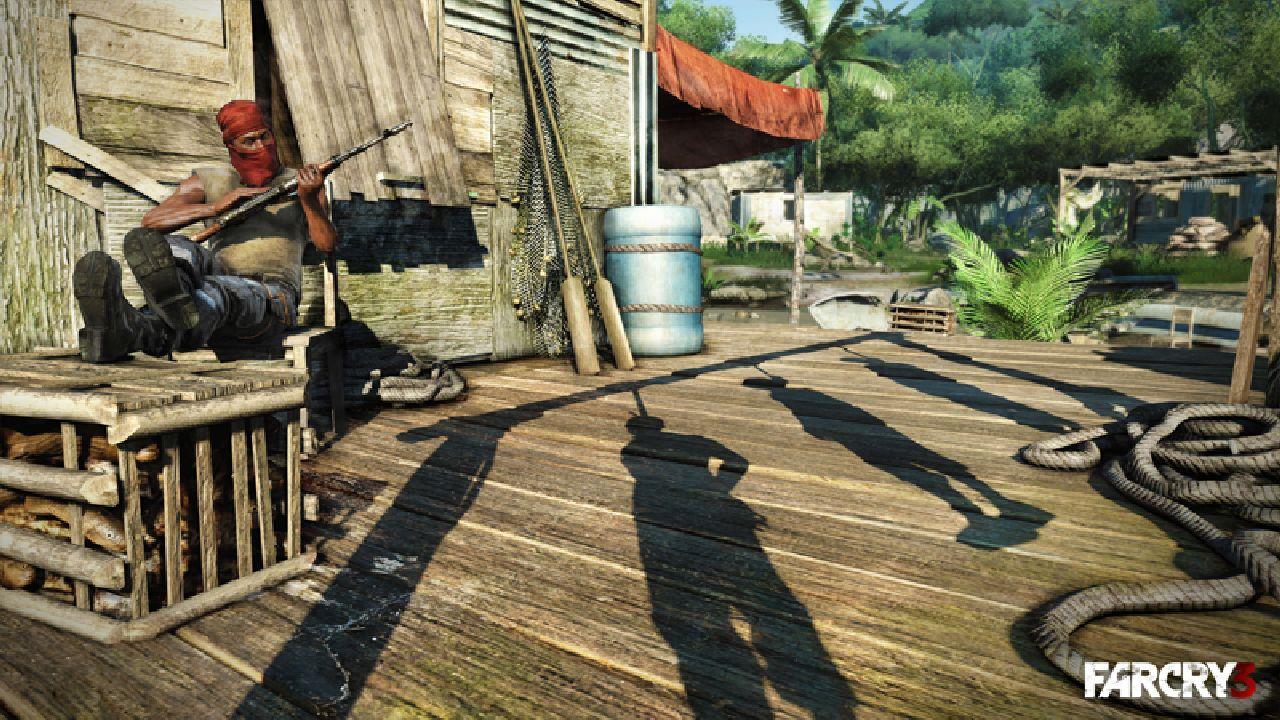 Far Cry 3 – co je to šílenost? 43638