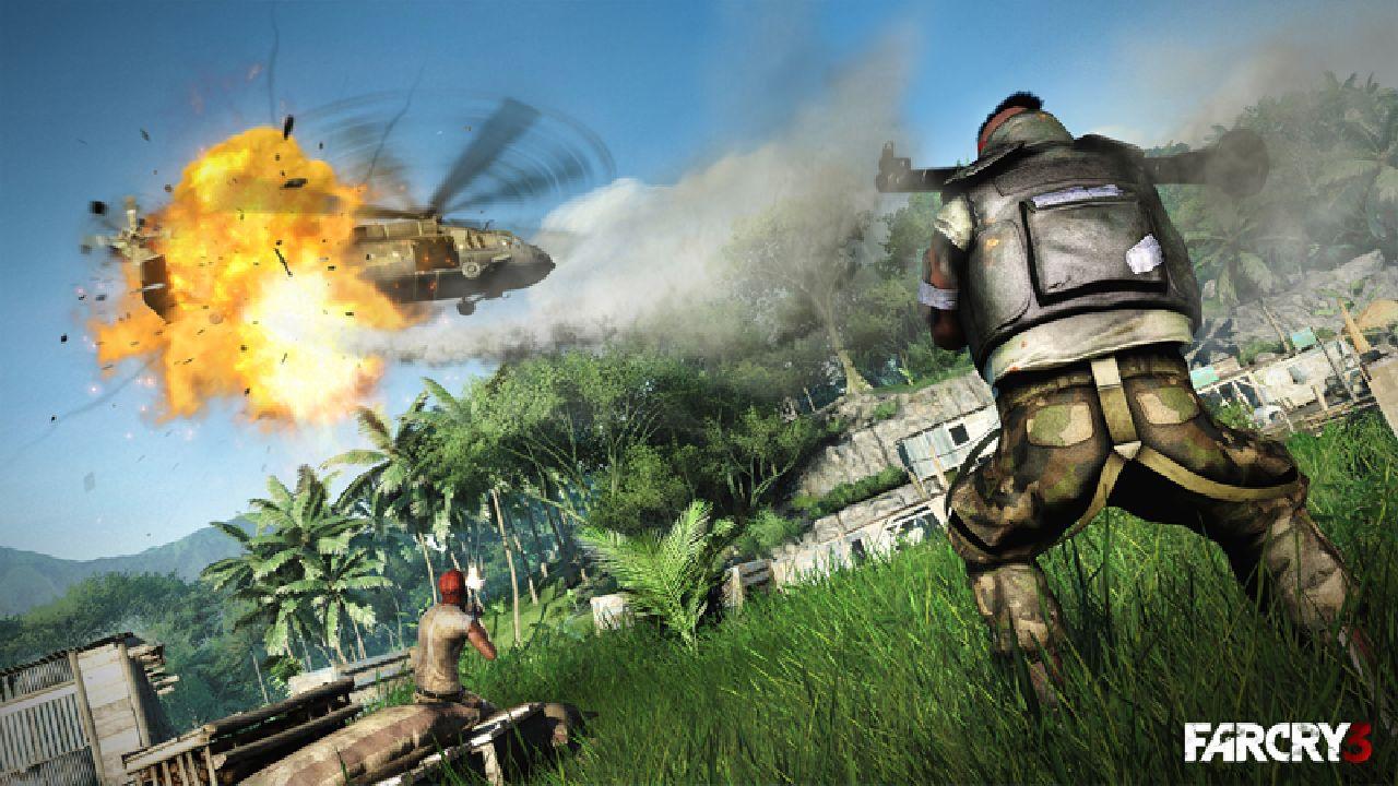 Far Cry 3 – co je to šílenost? 43640