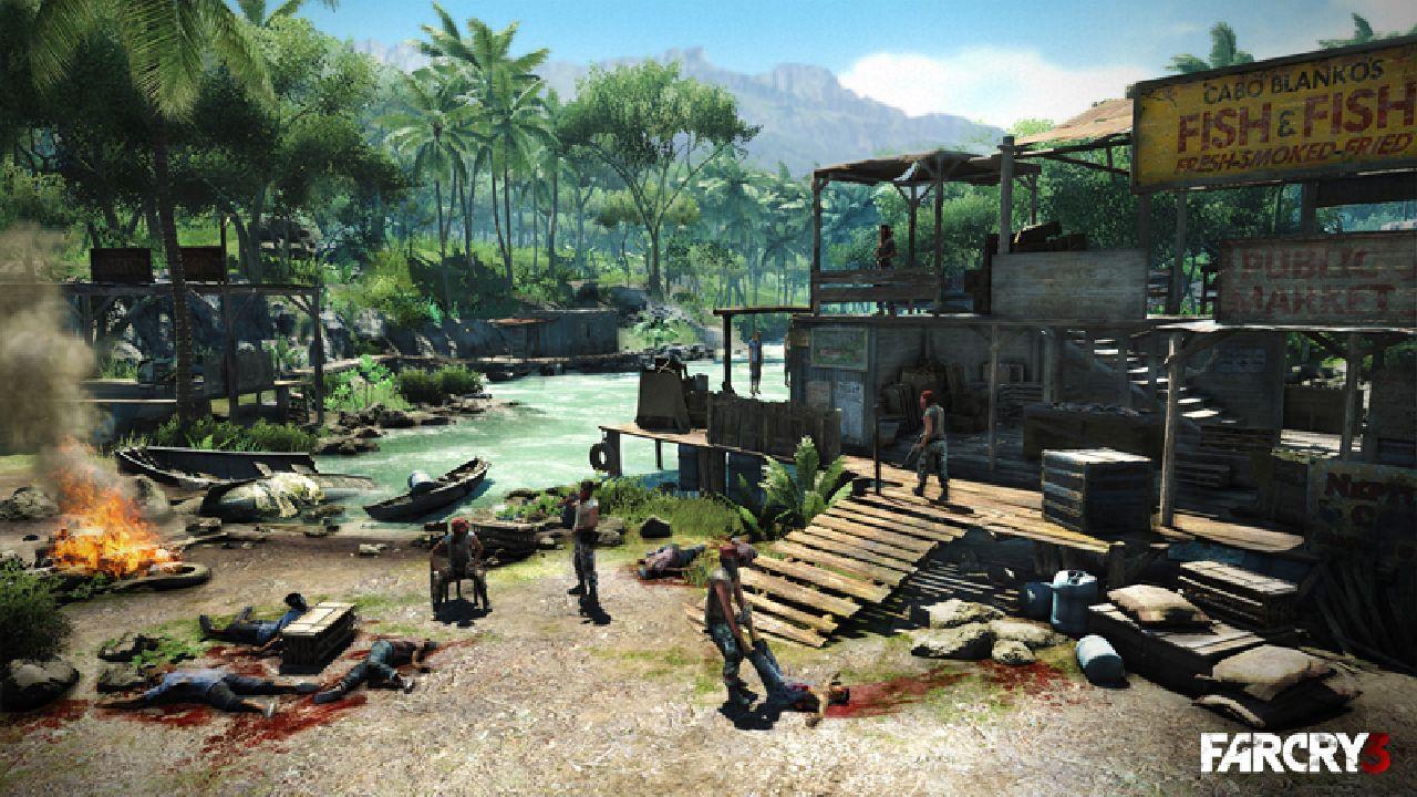 Far Cry 3 – Obecné otázky a odpovědi 43641