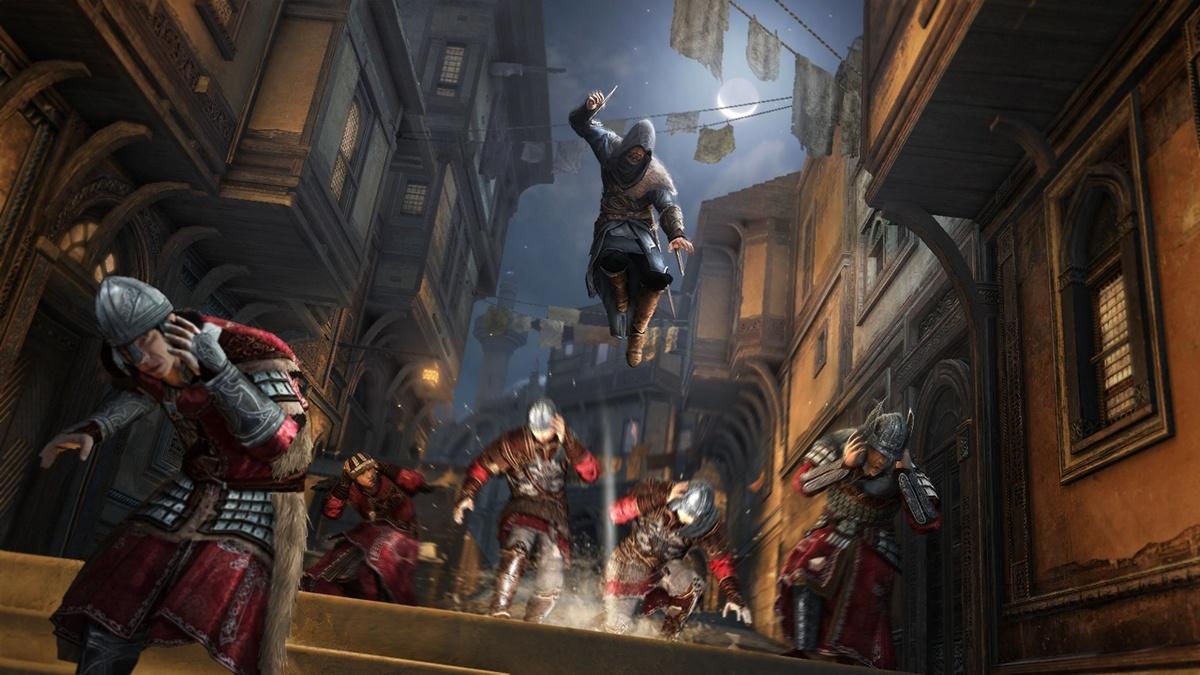 E3 2011: AC Revelations a ždíbky multiplayeru 43647