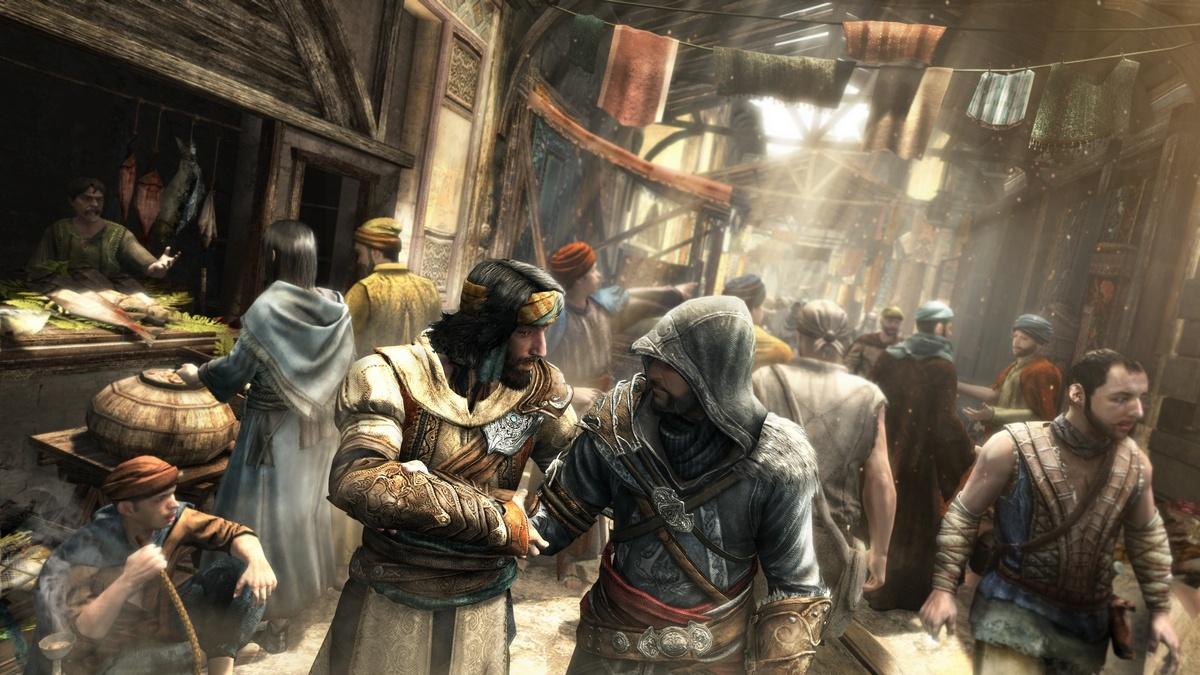 E3 2011: AC Revelations a ždíbky multiplayeru 43648
