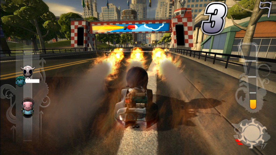 E3 2011: ModNation Racers pro PS Vita 43676