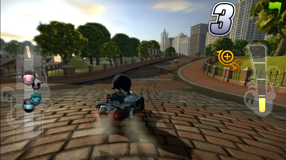 E3 2011: ModNation Racers pro PS Vita 43678