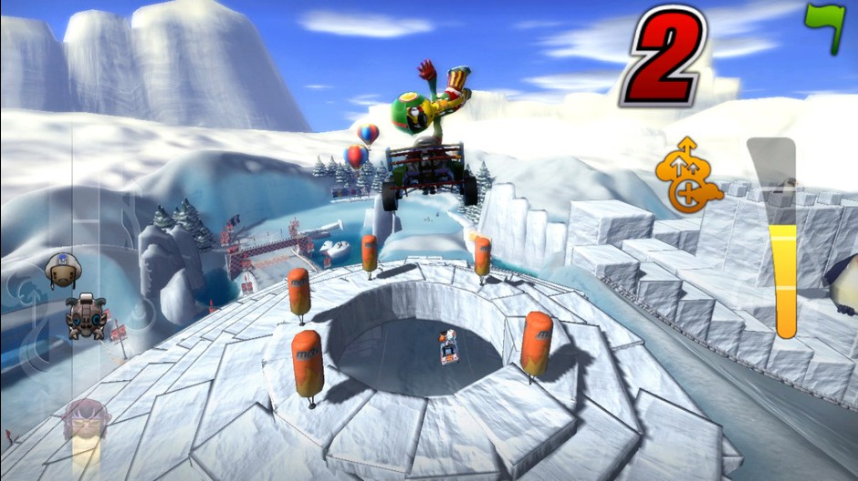 E3 2011: ModNation Racers pro PS Vita 43680