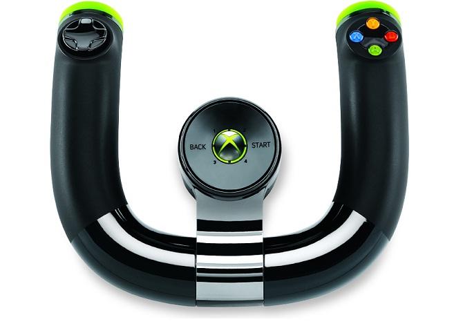 E3 2011: X360 se dočká bezdrátového volantu 43683