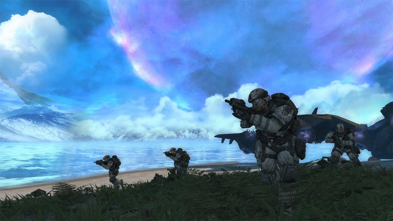 Halo: Combat Evolved Anniversary – nejlepší způsob, jak oslavit kulatiny 43870