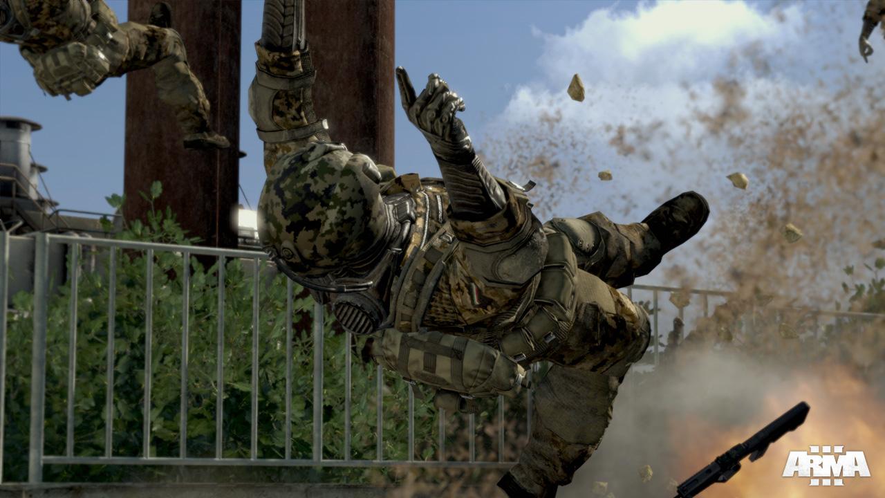 E3 2011: Arma III v obrazech 43881