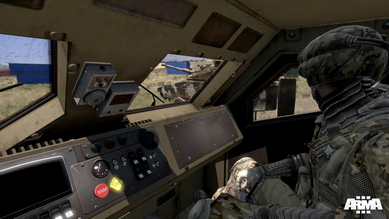 E3 2011: Arma III v obrazech 43882