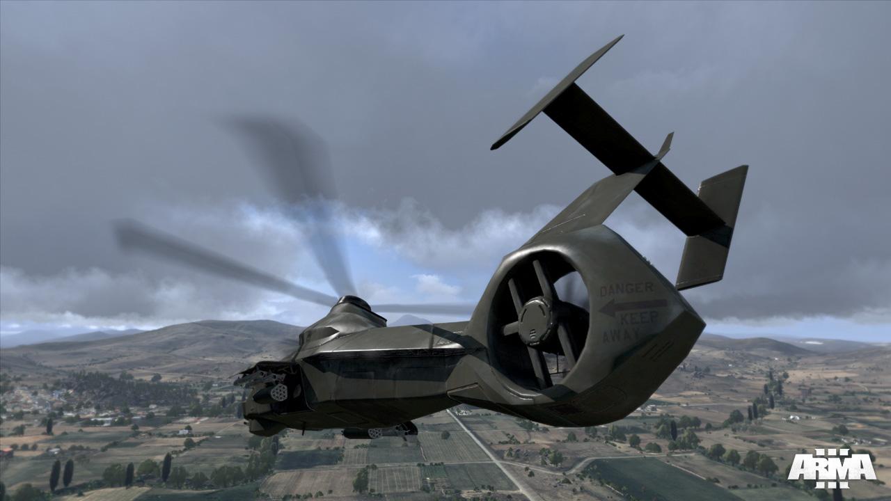 E3 2011: Arma III v obrazech 43885