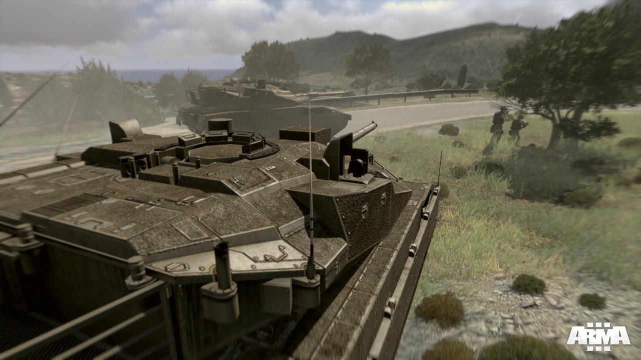 Arma 3 - vojenské zpravodajství 43893