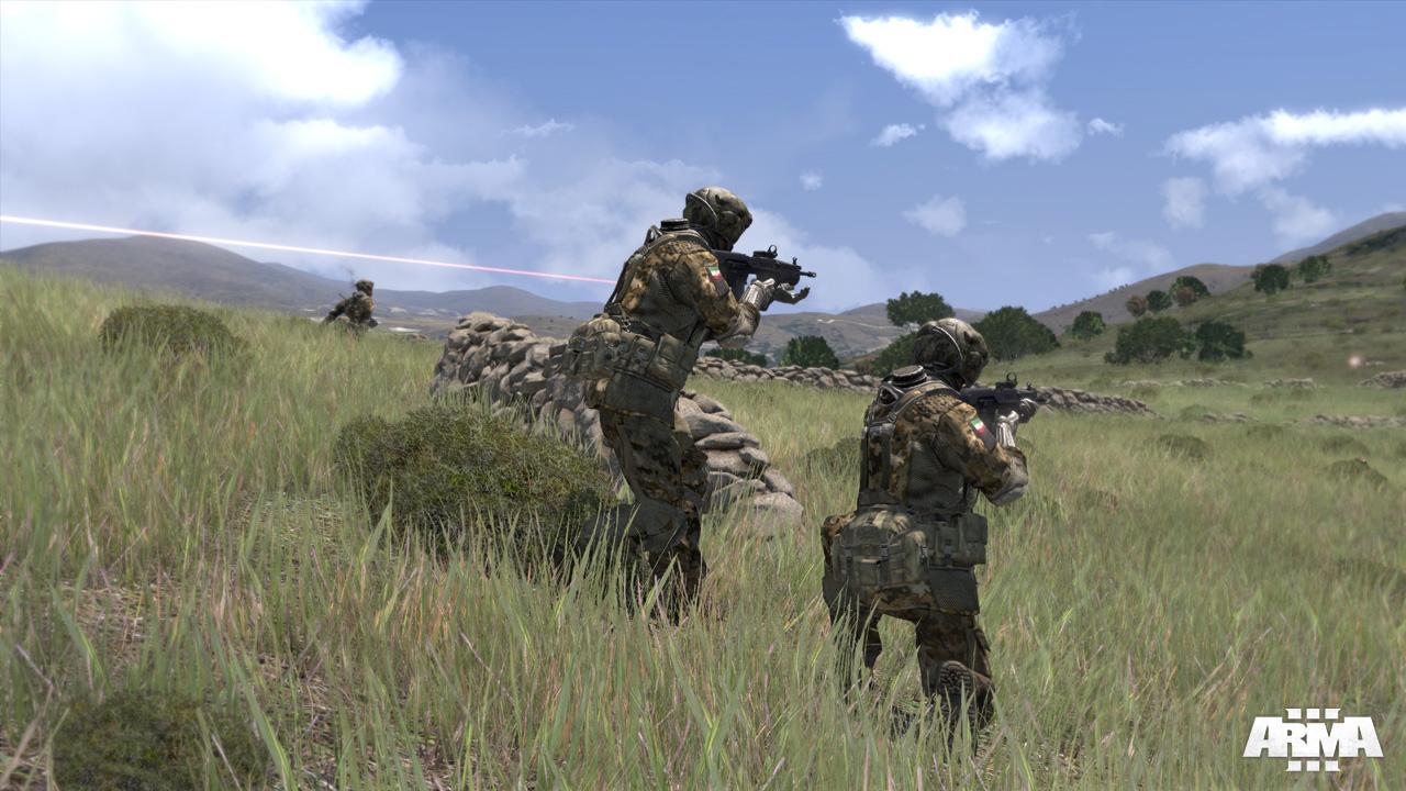 E3 2011: Arma III v obrazech 43896