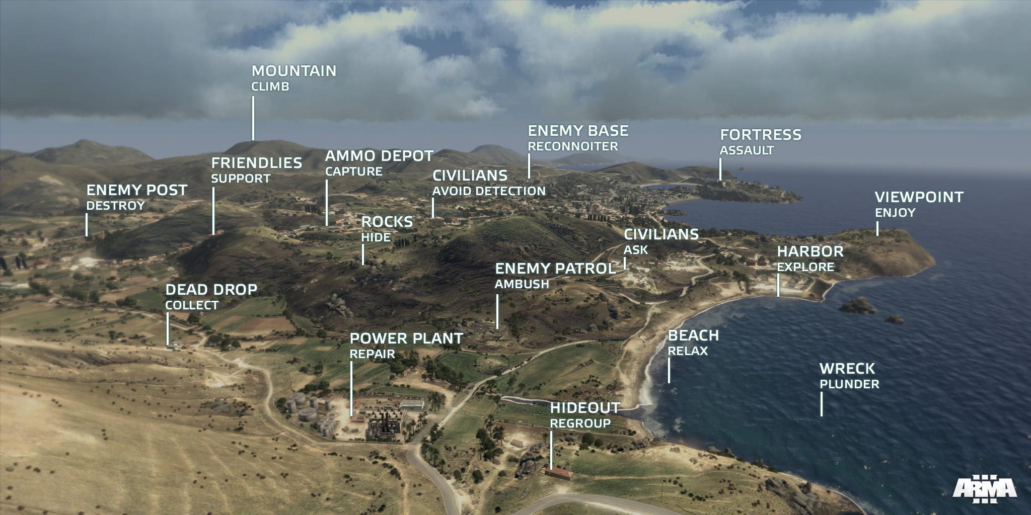E3 2011: Arma III v obrazech 43903