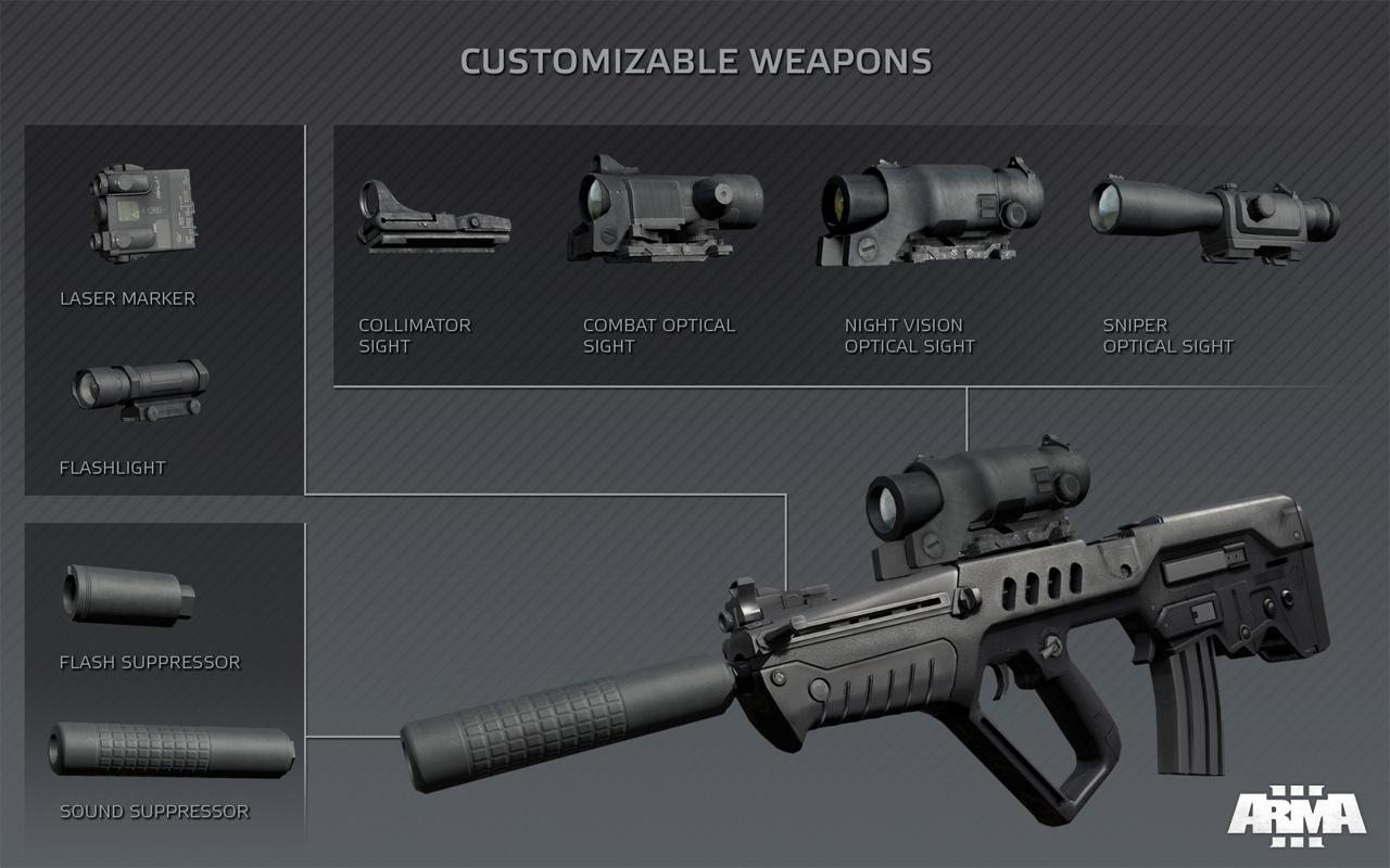 E3 2011: Arma III v obrazech 43914