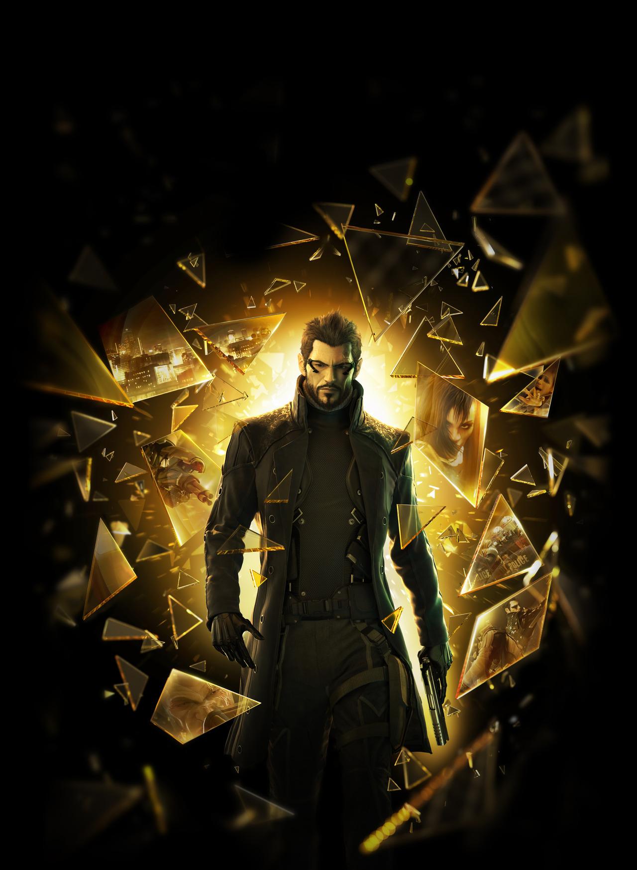 E3 2011 Galerie: Deus Ex: Human Revolution 43924