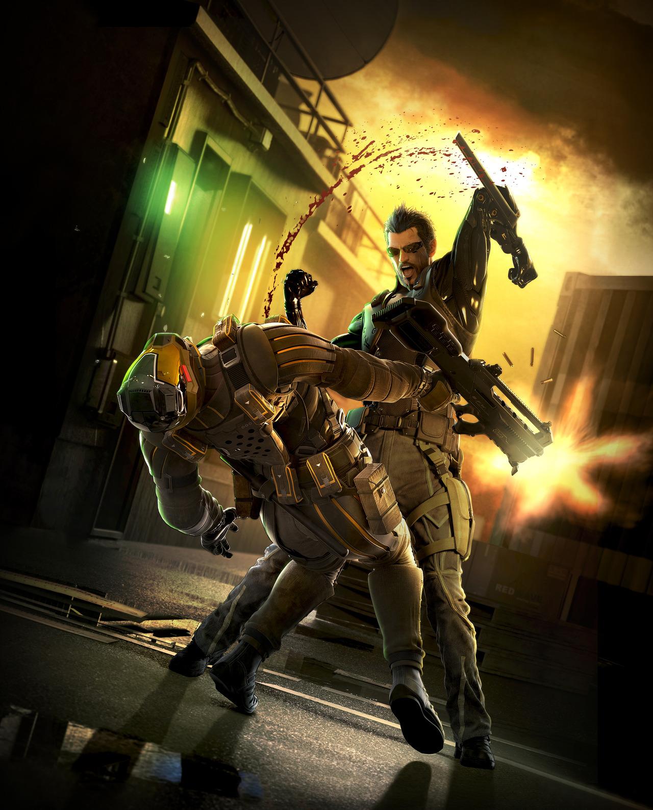 E3 2011 Galerie: Deus Ex: Human Revolution 43925