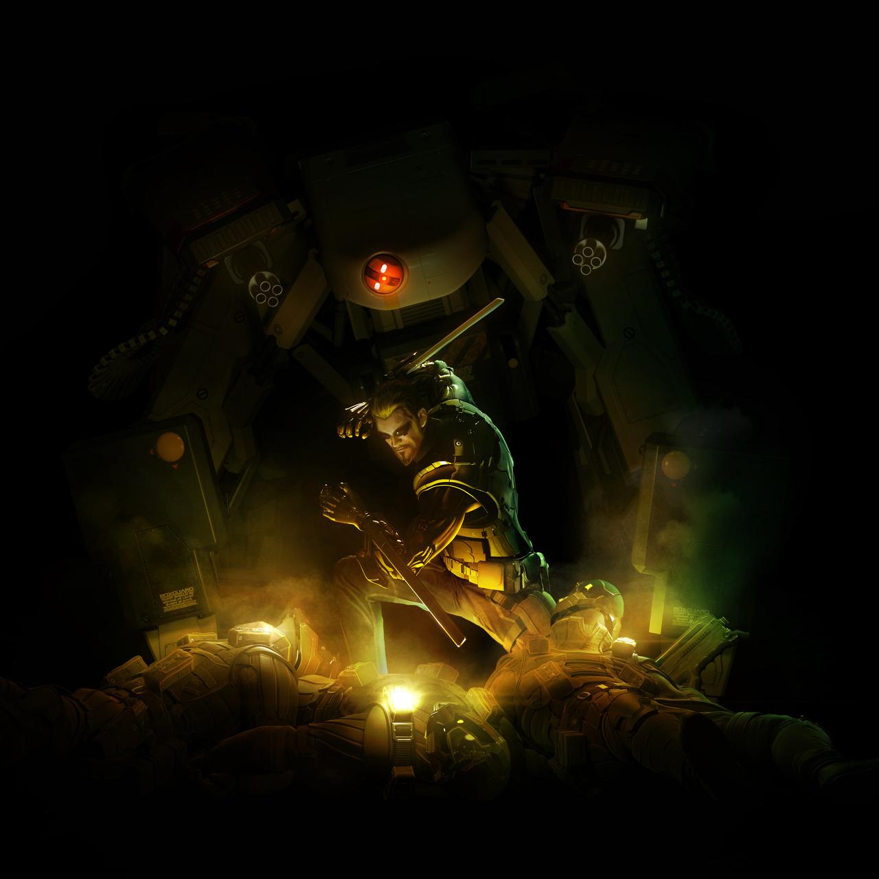 E3 2011 Galerie: Deus Ex: Human Revolution 43926