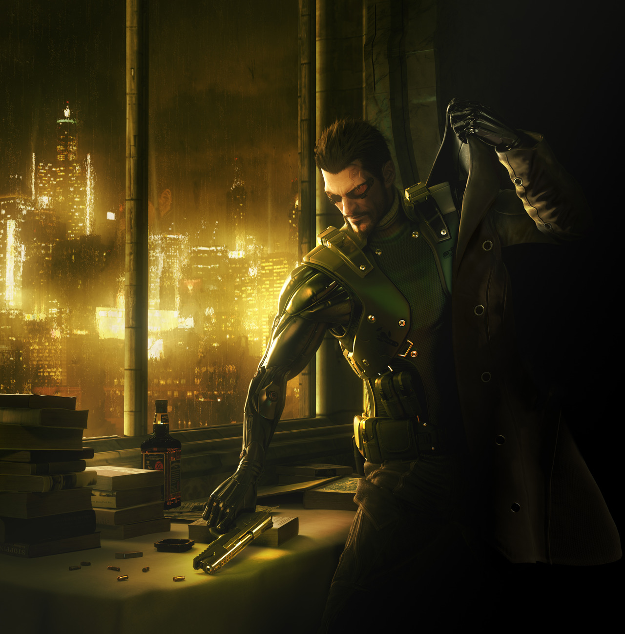 E3 2011 Galerie: Deus Ex: Human Revolution 43927
