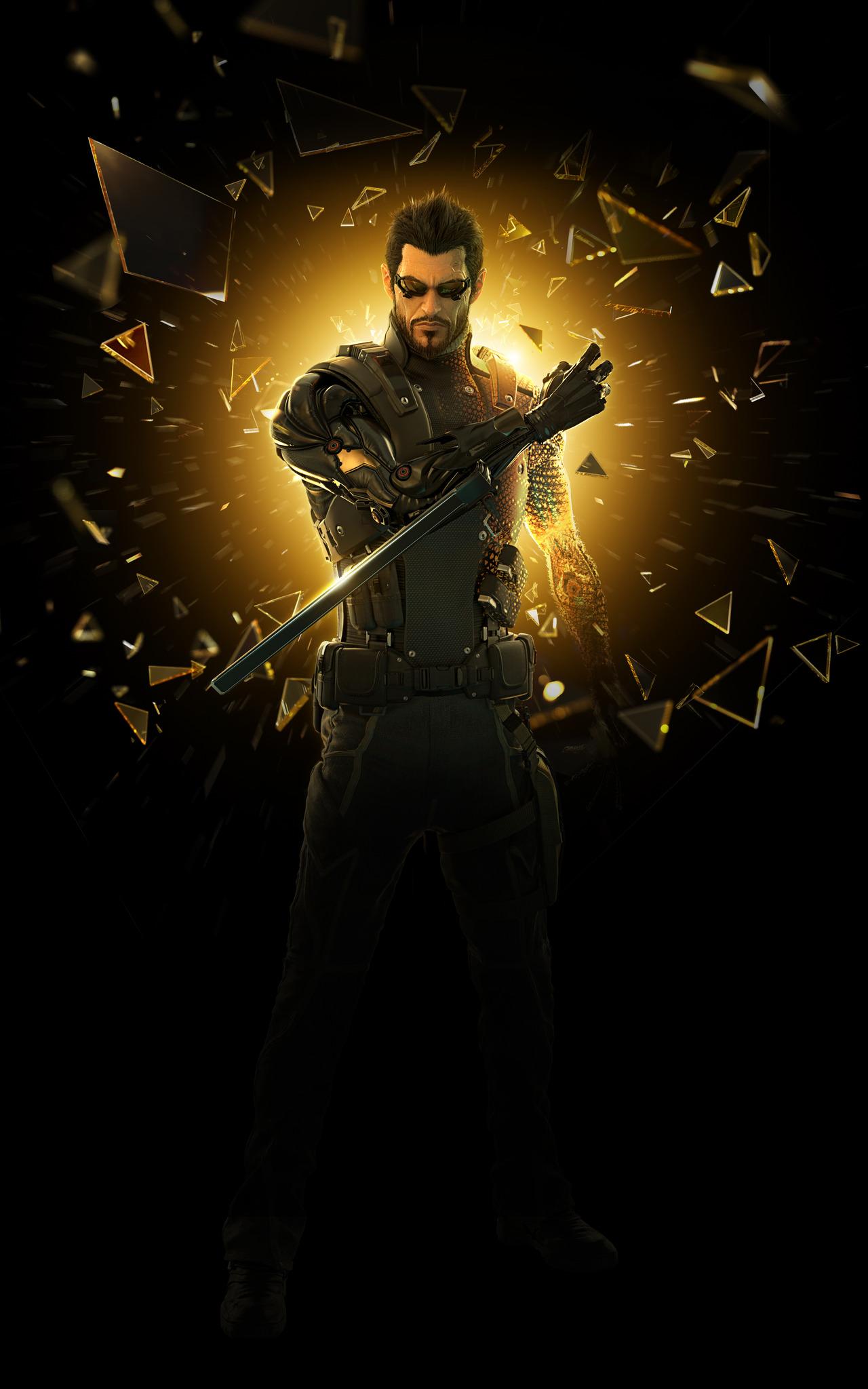 E3 2011 Galerie: Deus Ex: Human Revolution 43928