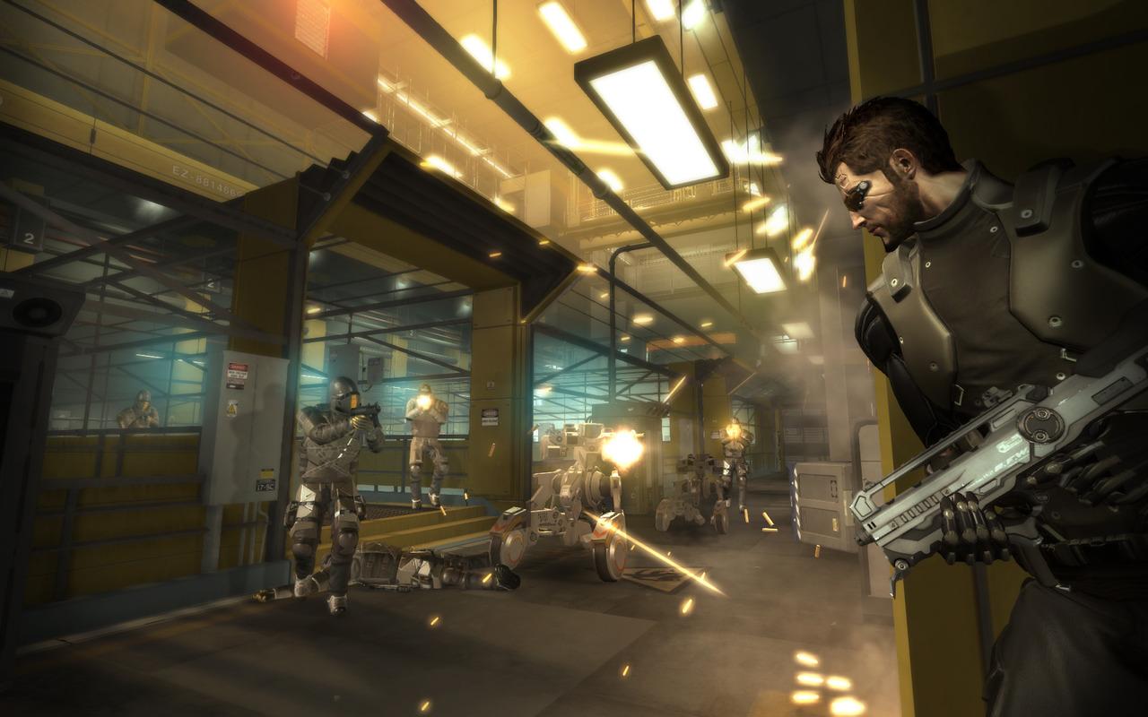 E3 2011 Galerie: Deus Ex: Human Revolution 43932