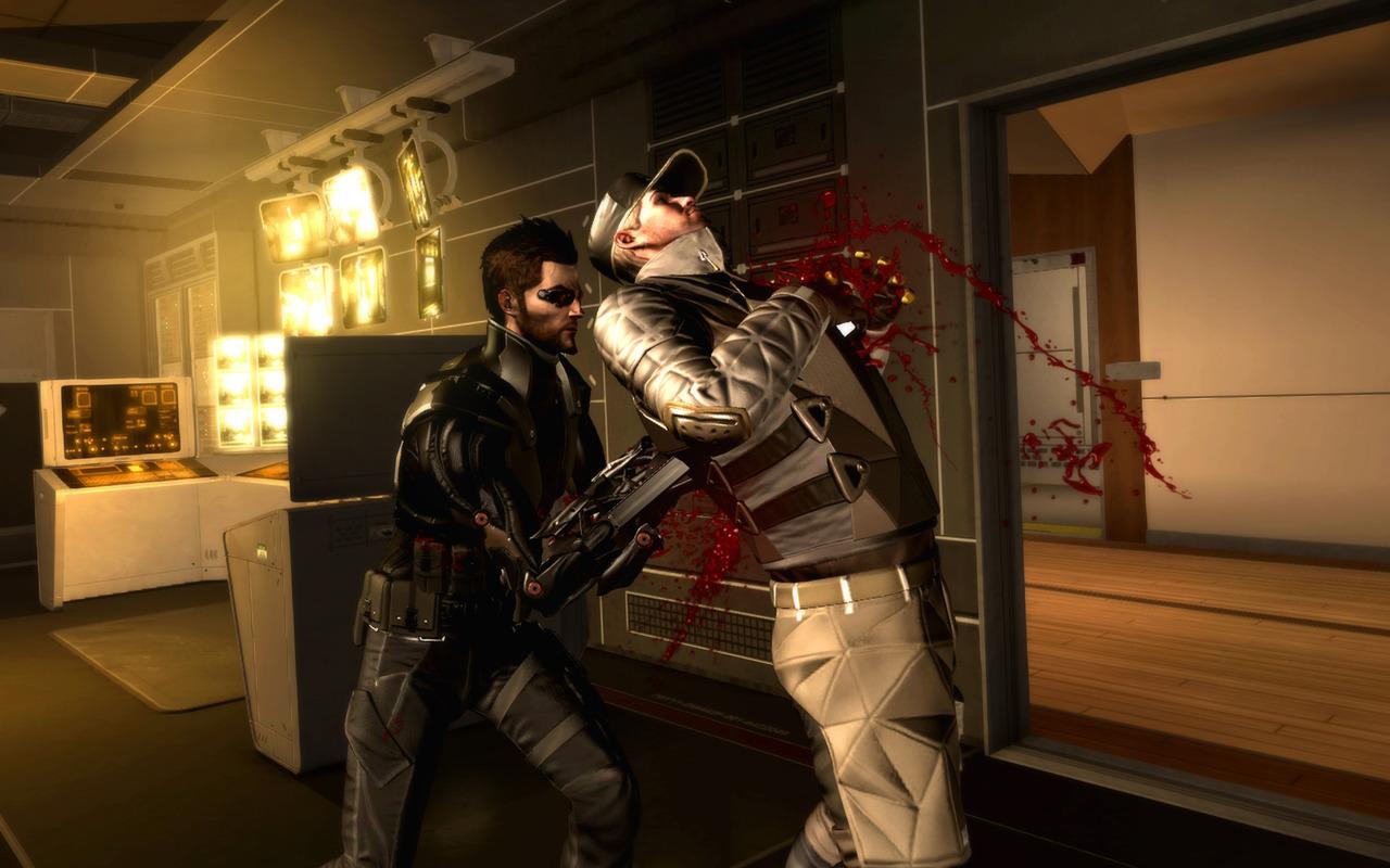 E3 2011 Galerie: Deus Ex: Human Revolution 43935