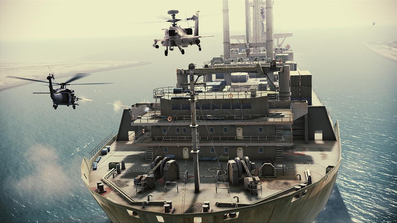 Ace Combat: Assault Horizon – oceloví andělé 43973