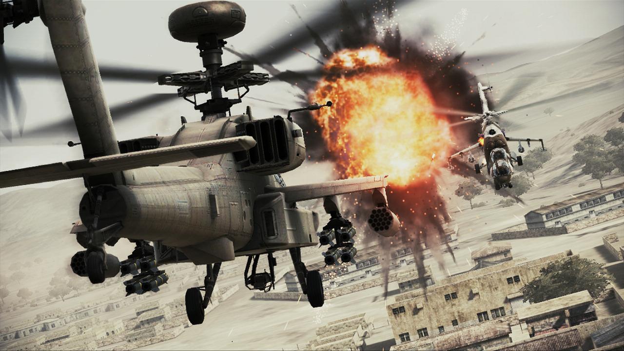 Ace Combat: Assault Horizon – oceloví andělé 43983