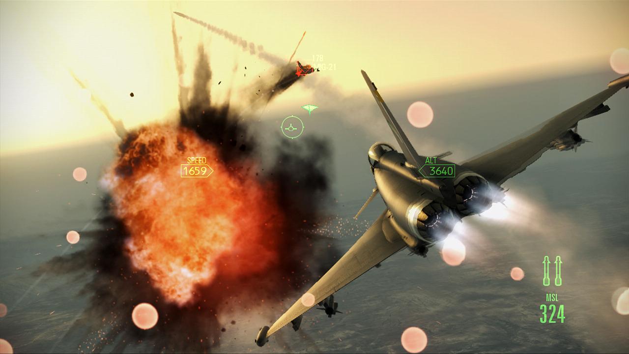 Ace Combat: Assault Horizon – oceloví andělé 44007